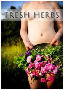 fresh herbs calendar
